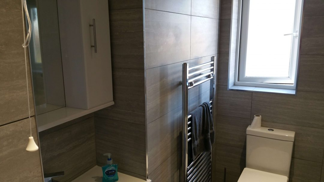 Bathroom and En Suite in Holystone