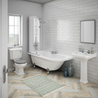 bathroom square 1 - Bathroom Design, Supply & Fitting