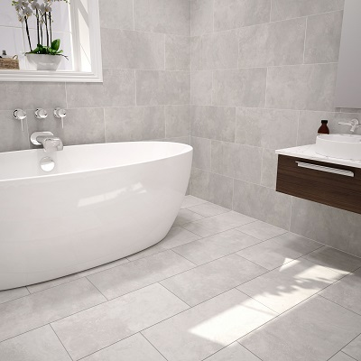 bathroom square 2 - Bathroom Design, Supply & Fitting
