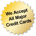 accept credit cards e1517511081314 - Bathroom Design, Supply & Fitting